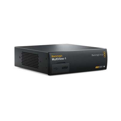 Blackmagic Design MultiView 4 Pro Video Black Magic