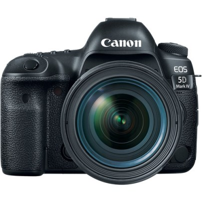 Canon EOS 5D Mark IV DSLR Camera with 24-70mm f/4L Lens Dslr Camera Canon
