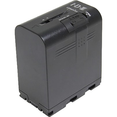 JVC IDX Battery for GY-HM600U, GY-HM650U, GY-HMQ10U, DT-X Batteries & Power Battery And Charger