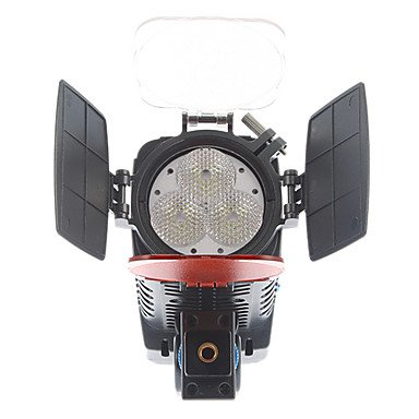 Promage Professional Video Light LED 5001 On Camera Lights Fresnel Light
