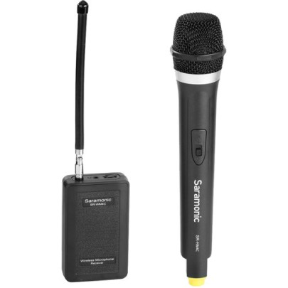 Saramonic Wireless VHF Handheld Microphone System Audio audio