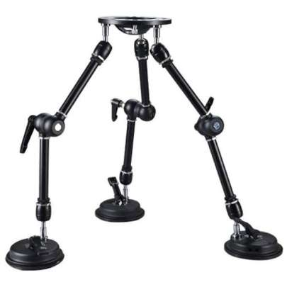 E-Image EI-A40 Multi Action Suction Mount Camera Support Camera Support