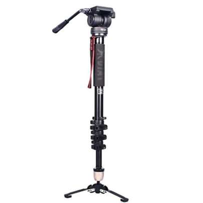 Diat Professional Video Monopod – MCDV324-TVP40P Photography Diat