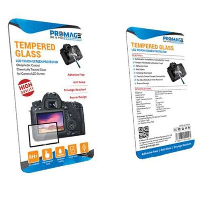 Promage LCD Screen Protector -700D Battery And Charger Battery And Charger