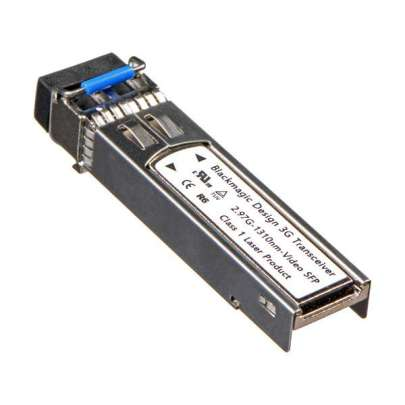 Blackmagic Design 3G SFP Optical Module Computer Video Accessories Black Magic