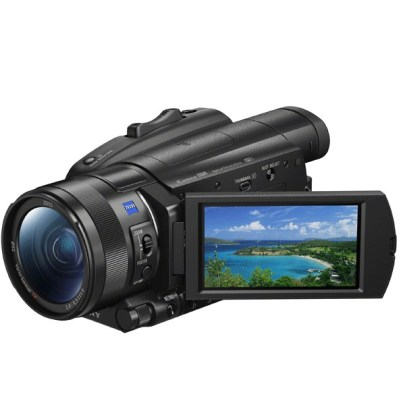 Sony Fdr-Ax700 4K Camcorder Pro camcorders & Cameras Pro Video