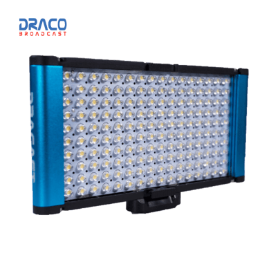 Dracast Camlux Pro Daylight On-Camera Light Continuous Lighting Draco Broadcast