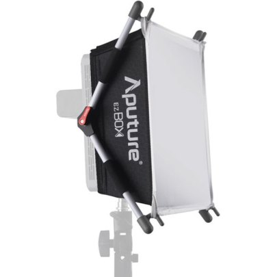Aputure Soft Box Kit (Grid) Easy Box + Ez Box For Amaran Lights Lighting Aputure