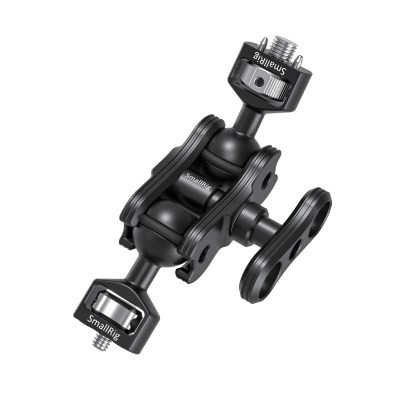 SmallRig Magic Arm with Double Ballheads( Arri locating Pins and 1/4'' Screw ) 2115 uncategorized Cages & Accessories
