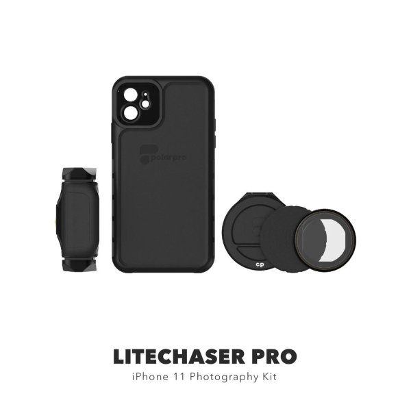 LITECHASER PRO – MOBILE FILTER SYSTEM Mobile Photo & Video Accessories Lens Accessories