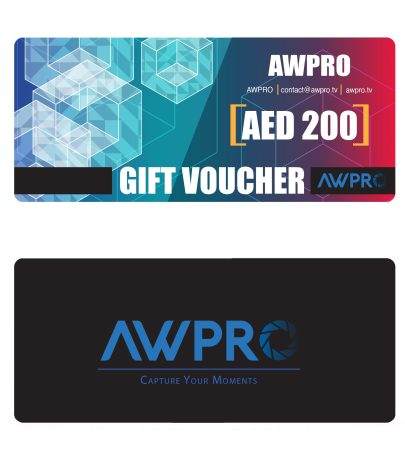 AWPRO Gift Card 200 AED Featured Products [tag]