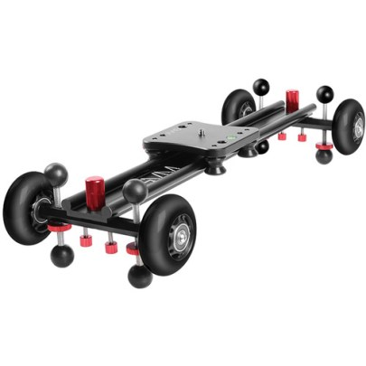 GVM Dolly Track Camera Slider (31.5″) Pro Video GVM