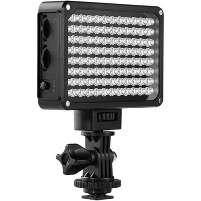 GVM Professional Video Variable On-Camera Video Light LED Panel Kit On Camera Lights GVM