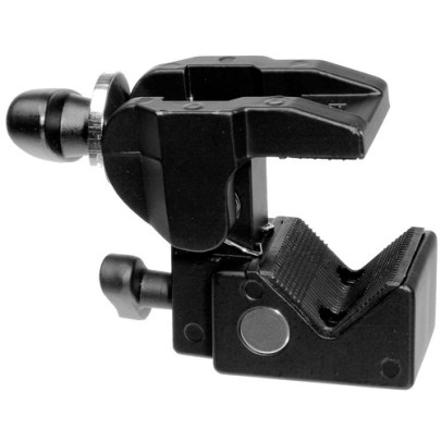 Matthews Super Mafer Clamp – Black Grip & Mounting Hardware MATTHEWS