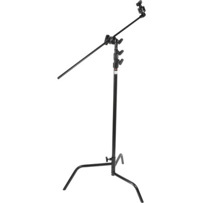 Matthews C-Stand Grip Head Kit (Black, 10.5′) Light Stands MATTHEWS