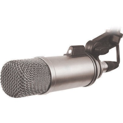 Rode Broadcaster Condenser Microphone Large Diaphragm Recording Microphones Rode
