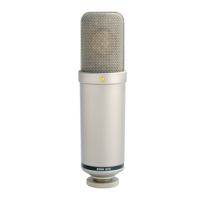 Rode NTK Valve 1.0″ Condenser Microphone Dynamic Recording Microphones Rode