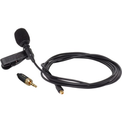 Rode Lavalier Microphone Kit with 3.5mm MiCon Connector Microphones for Wireless Rode