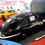 Der (angeblich) 13. gebaute Jaguar E-Type (Fgst.-Nr 885013)