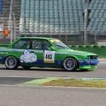 Marc Gutkowski auf BMW 325i