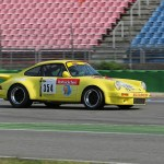 Dr. Stefan Maus auf Porsche 911 RS