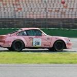 Bernd Langewiesche auf Porsche Carrera RS