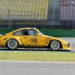 Sieger bei Youngtimer B im Porsche 935 K1, Daniel Schrey