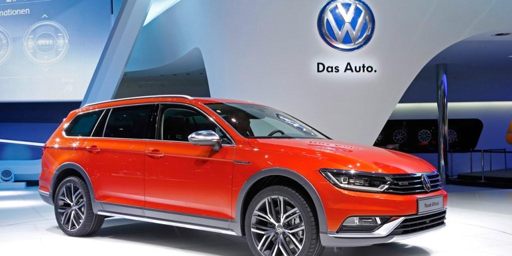 Volkswagen Pressekonferenz am 03032015 Automobilsalon Genf
