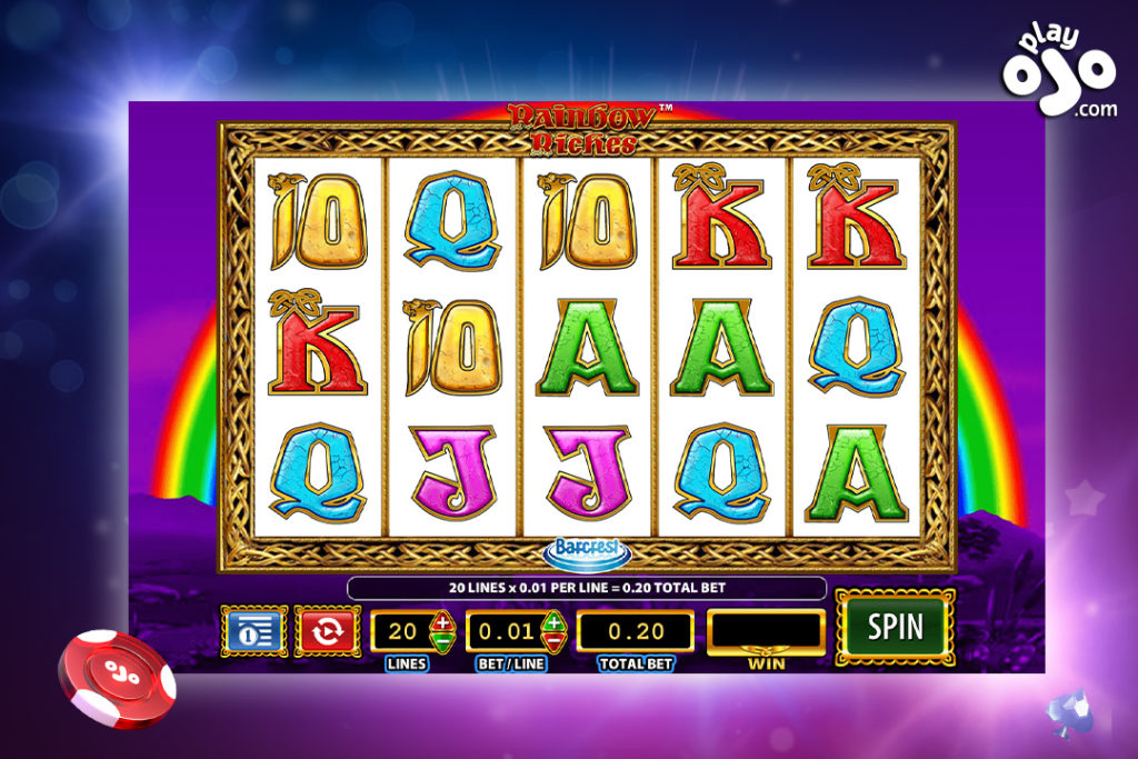 How do slot machines work?