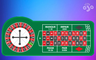 French Roulette Rules, Odds & Tips
