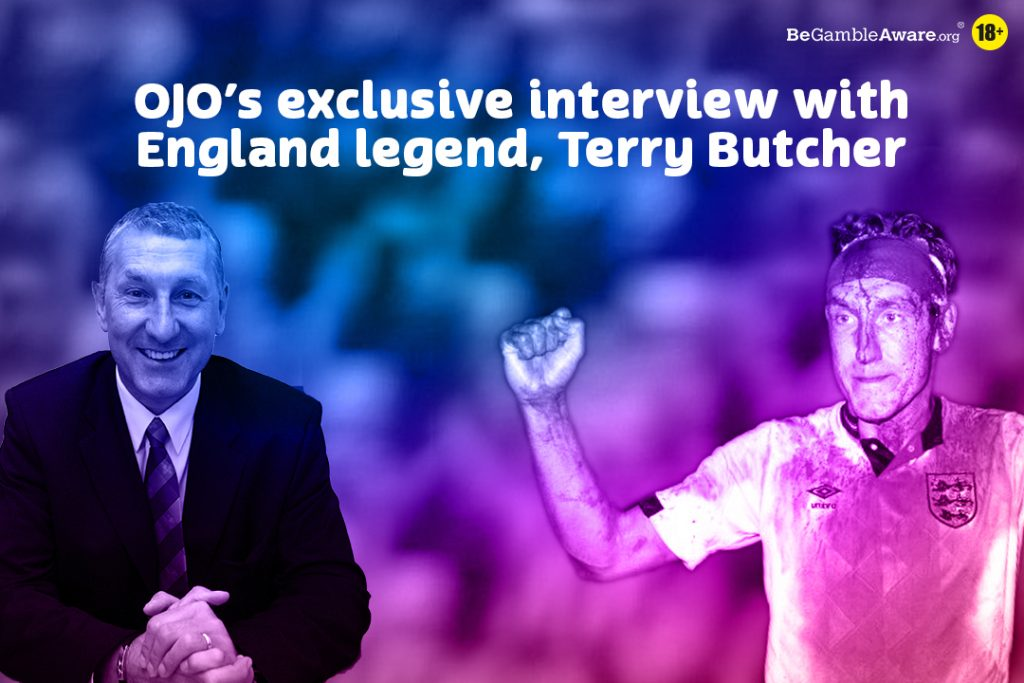 Interview With Terry Butcher