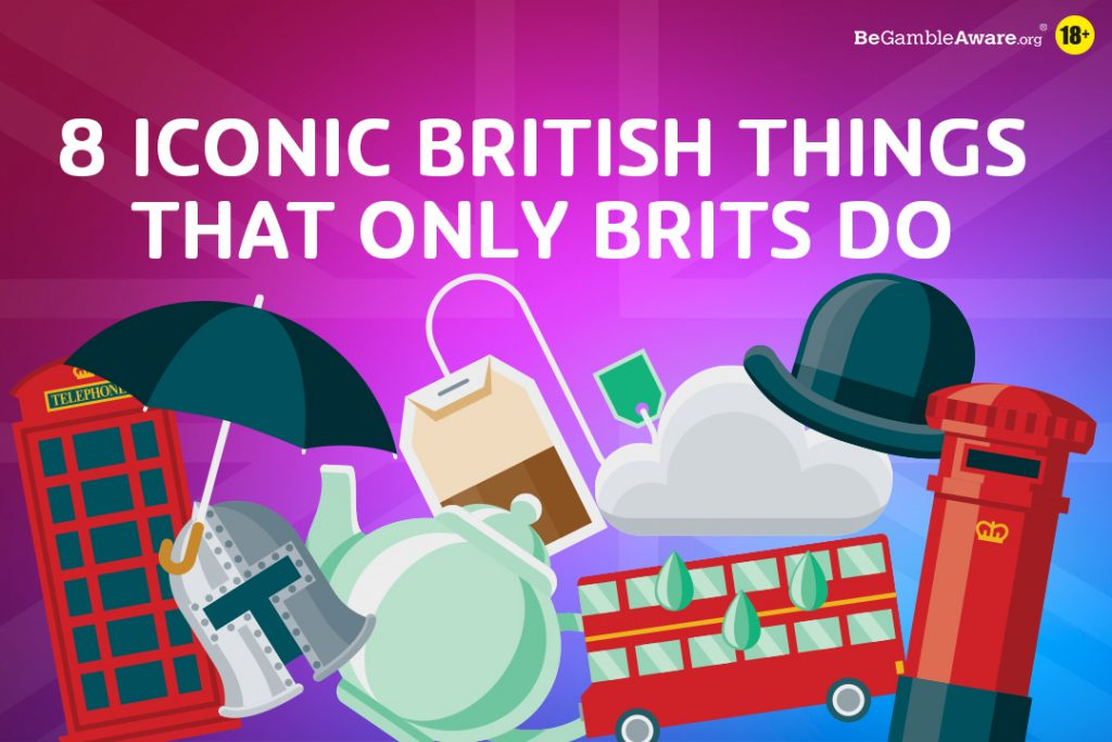 8 iconic british things that only brits do