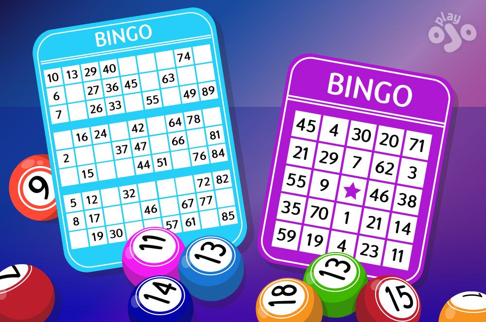 irish bingo cards with bingo balls