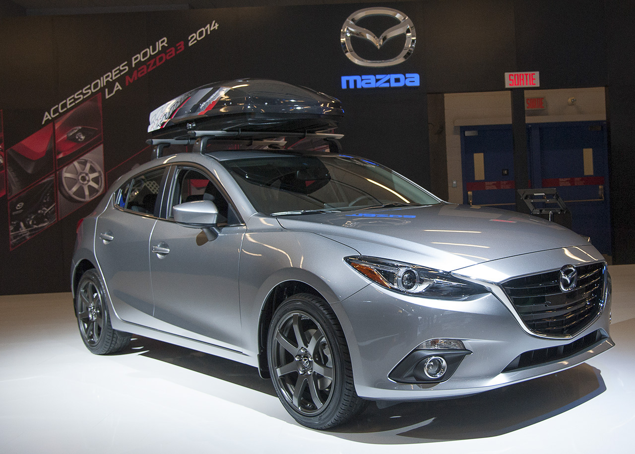 [Topic Officiel] Mazda 3 [BM] (2013)