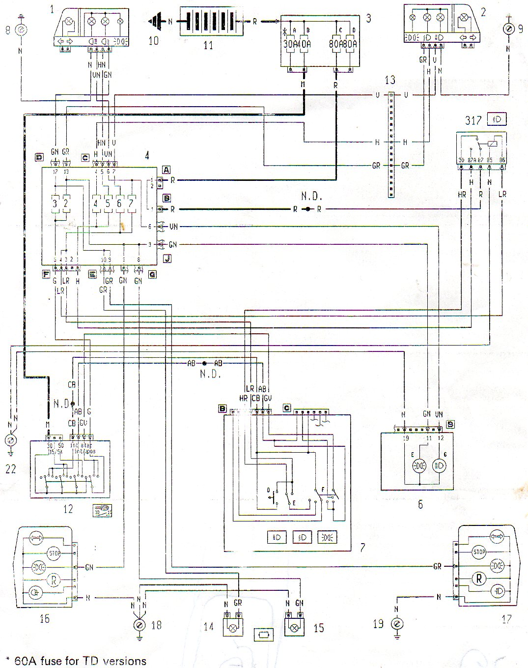 w124 stereo wiring diagram 30ampere ladestecker w220 audio for