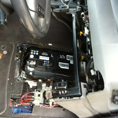 Vw Sharan Abs Wiring Diagram Honeywell Round Thermostat Batterie Touareg Battery Location Get Free Image