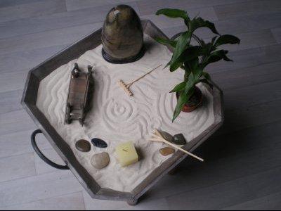 Comment creer son propre jardin zen miniature   Yoga  FORUM Forme  Sport