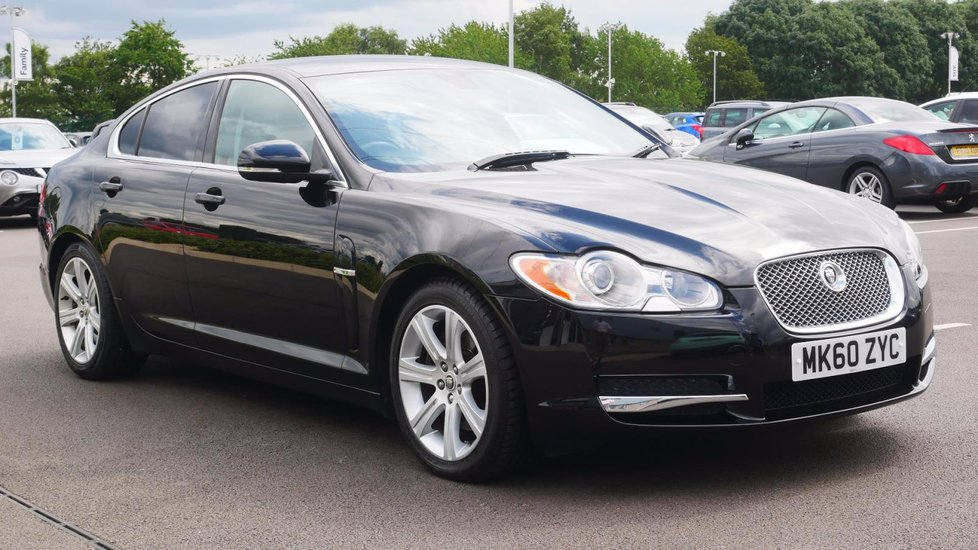used jaguar cars for