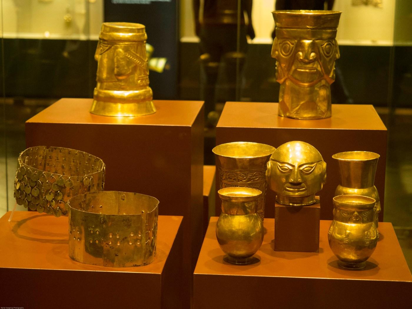 Bilhetes: Museu do Ouro do Peru - Lima | Tiqets.com