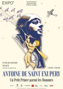Exhibition: Antoine de Saint Exupéry: A Little Prince among Men, Cité de  l'Espace | Tiqets.com