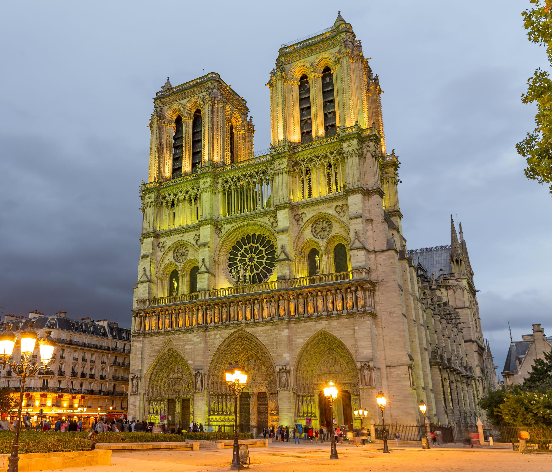 Cathdrale Notre-dame De Paris Tiqets