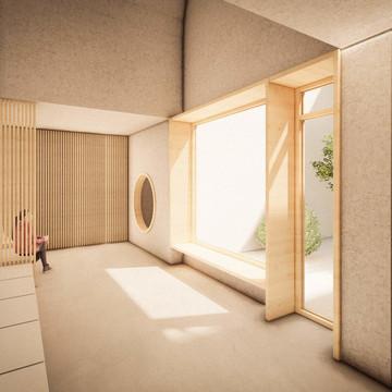 Así será la renovación del Tanatorio M30 de Madrid