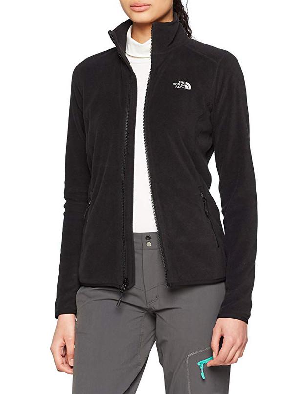 chaqueta fleece