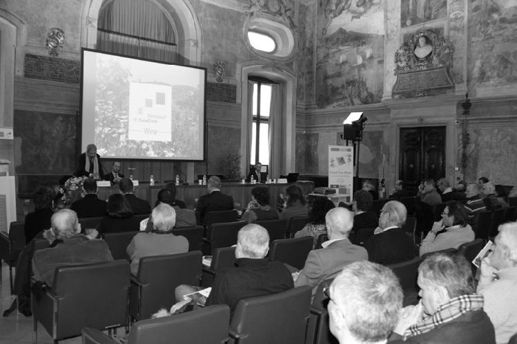 CasaClima Wine protocollo di qualit per cantine sostenibili  AgroNotizie  Economia e politica