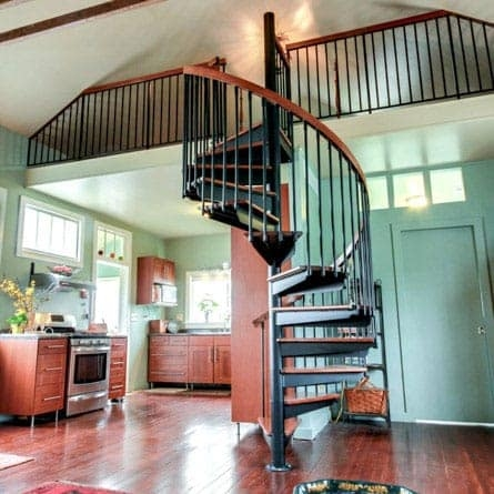 Loft Spiral Staircases 5 000 Design Options Paragon Stairs | Spiral Staircase Into Loft | Attic Stairs | Ladder | Bedroom | Space Saver | Staircase Ideas