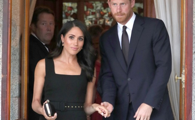 Meghan Markle Reconciled With Emilia Wickstead On Trip To Dublin Photo Gallery 2 Of 13