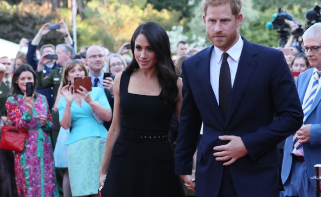 Meghan Markle Reconciled With Emilia Wickstead On Her Trip To Dublin Photo Gallery 9 Of 13