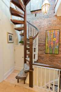Wood Spiral Stair Gallery