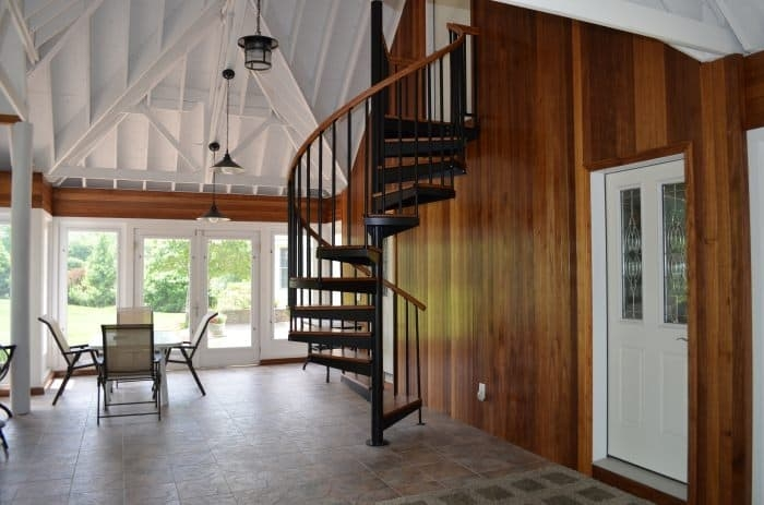 The Complete Attic Conversion Guide Salter Spiral Stair   Spiral Staircase To Attic   Diy   Basement   Remodeling   Creative   Small