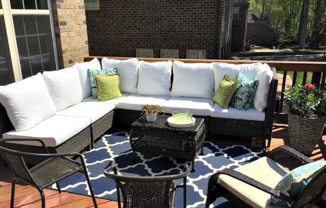 outdoor living rooms pictures small apartment room decor create spaces on a budget salter spiral stair